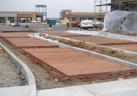 pedestrian-facility-construction